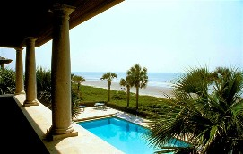 Luxury Beach Home in the Charleston SC area - Kiawah Island.