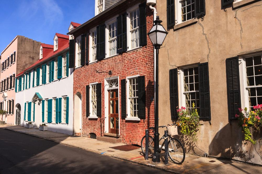 historic homes in charleston sc
