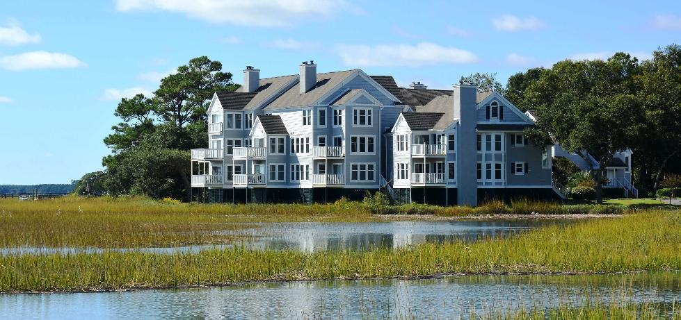 Sea Island deep waterfront home in Charleston SC