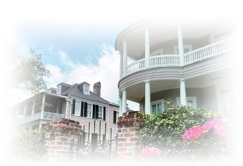 historic charleston home with piazzas is an example of the Charleston SC real estate vernacular